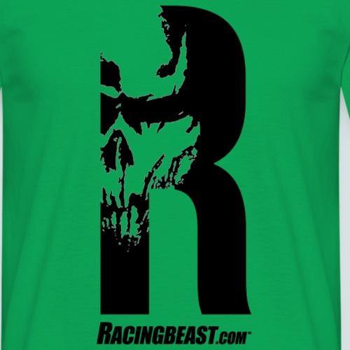 racingbeast R - Männer T-Shirt