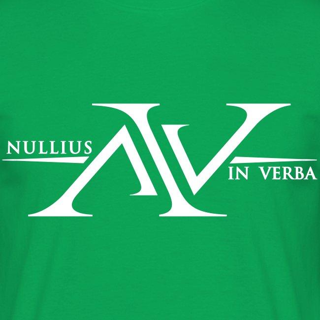 Nullius In Verba Logo