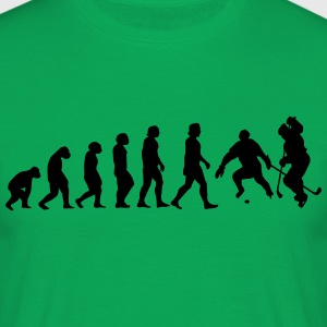evolution hockey - Männer T-Shirt