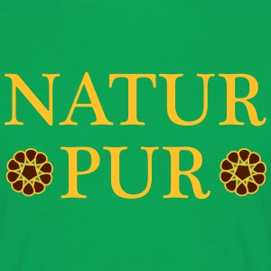pure nature - Men's T-Shirt