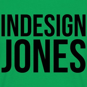 indesign jones - Men's T-Shirt