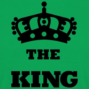 THE_KING - T-shirt herr