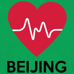 heart Beijing - Men's T-Shirt