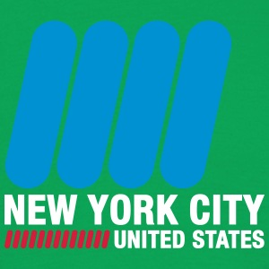 New York City, USA - Men's T-Shirt