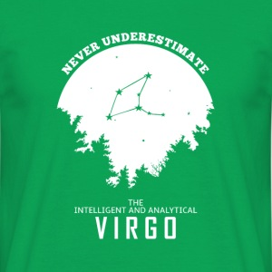 Virgo Horoscope Zodiac Gift - Men's T-Shirt