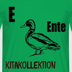 Ente Kita Collection black - Men's T-Shirt