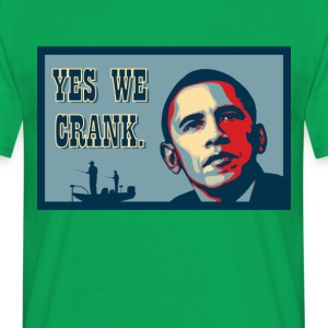 Yes We Crank ! - T-shirt Homme