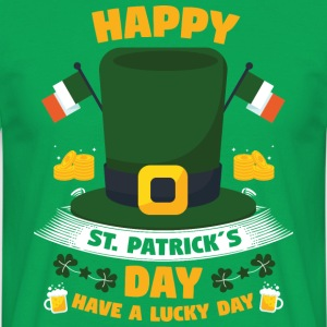 St. Patrick's Day! St. Patrick's Day! - Men's T-Shirt