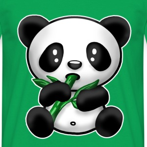 Sweet Panda - Men's T-Shirt