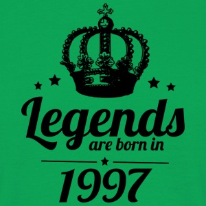 Legends 1997 - Men's T-Shirt