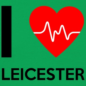 I Love Leicester - I love Leicester - Men's T-Shirt