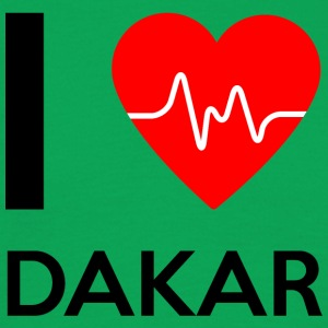 I Love Dakar - I Love Dakar - Men's T-Shirt