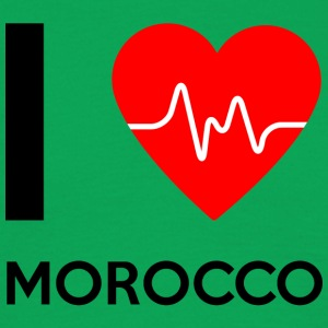 I Love Morocco - I Love Morocco - Men's T-Shirt