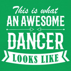 Awesome Dancer - Men's T-Shirt