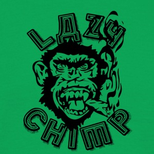 LAZY CHIMP - Men's T-Shirt