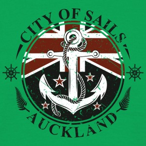 Auckland Final - Mannen T-shirt