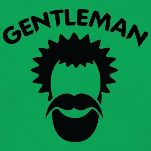 GENTLEMAN 8 black - Men's T-Shirt