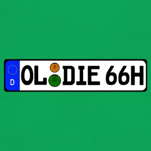 Oldie 66 historically - Men's T-Shirt