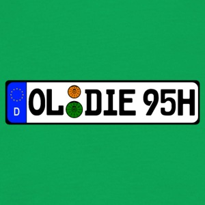 Oldie 95 historically - Men's T-Shirt