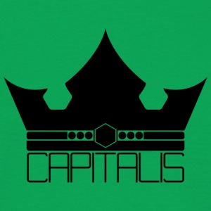 Capitalis Crown - Männer T-Shirt