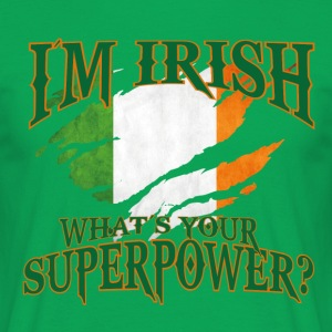 Irland! Irish! St. Patricks Day! - Männer T-Shirt