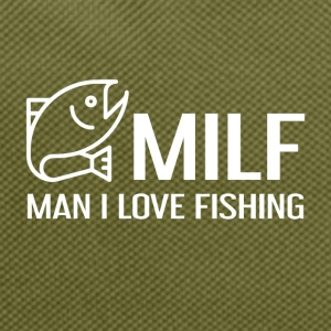 MILF - Man I Love Fishing - Backpack