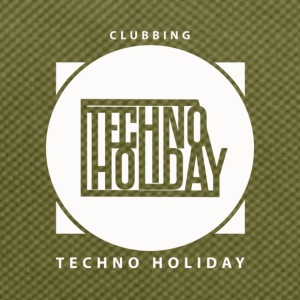 logo_techno_holiday_2017_blanco - Backpack