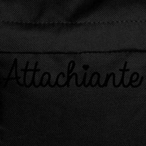 Attachiante - Sac à dos