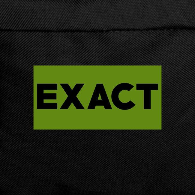 Exact Classic Green Logo