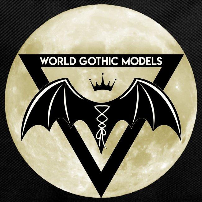 Single WGM Logo Moon Design