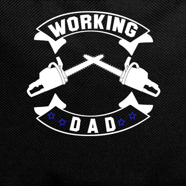 WORKING DAD | PAPA | VATER | GESCHENK
