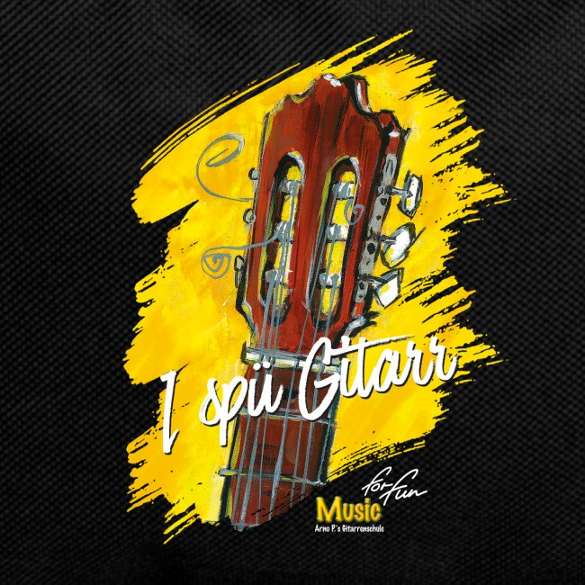 I spü Gitarr - limited edition '19