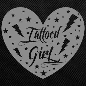 tattoed_girl_grey - Zaino