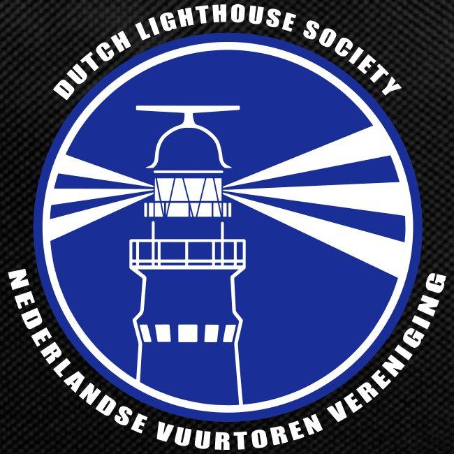NVV Logo witte letters