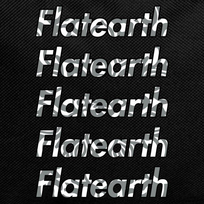5 UP FLAT EARTH