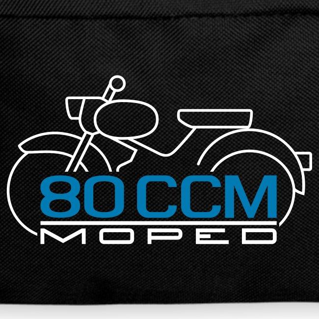 Moped sparrow 80 cc emblem