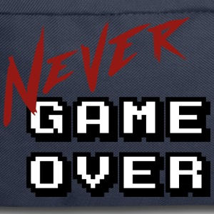 Big_Never_game_Over_white - Backpack