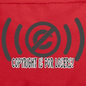 copyrighisforlosers - Backpack