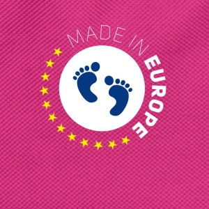 made birth foot in Europe EU Lovebaby stars EUR - Kids' Backpack