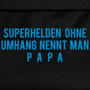 Superheld_Papa - Ryggsekk for barn