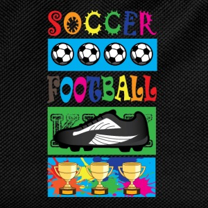Soccer Football - KIDS SOCCER - Ryggsekk for barn