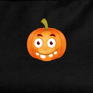emoji pumpkin Happy Thanksgiving t-shirt comic stup - Kids' Backpack