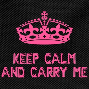 keep calm and carry me - Kids' Backpack