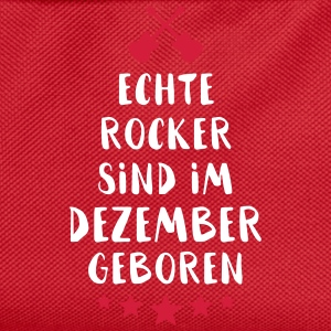 True Rocker were born in December - Kids' Backpack