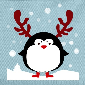 Christmas Penguin 3 - Kids' Backpack