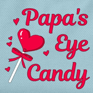 Papa's eye candy - Kids' Backpack