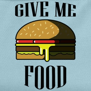 give me food - Kids' Backpack