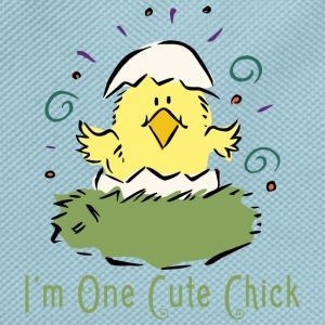 Easter I Am One Cute Chick - Kids' Backpack