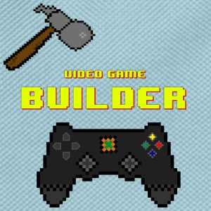 Video Game Builder! - Ryggsäck för barn