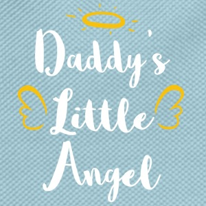 Papas little angel - Kids' Backpack